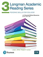 Longman Academic Reading Series 3 with Essential Online Resource