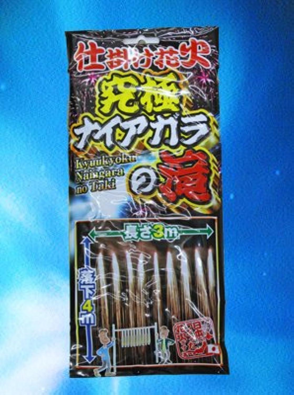 花火 ナイアガラ 究極ナイアガラの滝(9連)【変わり花火】夜花火
