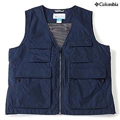 Columbia Sportswear Vidora II Vest V Neck PM1285: Collegiate Navy