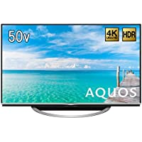 シャープ 50V型 4K対応液晶テレビ AQUOS LC-50US5