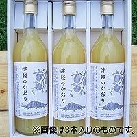 青森りんごジュース ストレート 6本 完熟 720ml瓶 成田農園 国産 贈答品 お取り寄せ