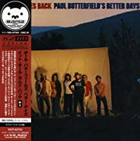 It All Comes Back by Paul Butterfield (2007-03-13)