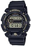 [カシオ] 腕時計 ジーショック BLACK & GOLD DW-9052GBX-1A9JF メンズ ブラック