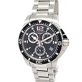 [ロンジン]LONGINES 腕時計 ハイドロコンクエスト クロノグラフ L3.643.4 メンズ 中古 [並行輸入品]