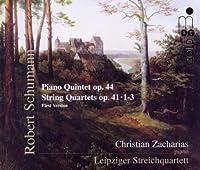 Piano Quintet Op. 44/String Q