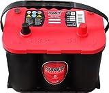 OPTIMA BATTERIES [ オプティマバッテリー ] 国産車バッテリー [ レッドトップ ] RedTop 120D26L