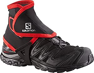 salomon(サロモン) TRAIL GAITERS HIGH LAB ブラック ブラック S L35216900