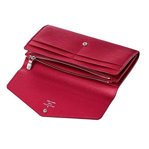 separation shoes ae679 6fb9e ルイヴィトン(Louis Vuitton) エピEPI M60580 長財布ピンク赤紫 ...