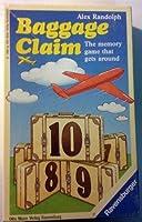 Baggage Claim Memory Game