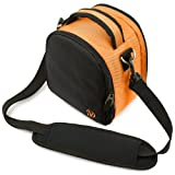 VanGoddy Laurel Carrying Bag for Nikon Coolpix p990?/ p610?/ p900?/ p530?/ p600?/ p7800?/ p520?/ p510?/ p500?/ p100?/ p90?/ p80デ