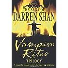 The Saga of Darren Shan (Vampire Rites Trilogy)