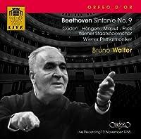 Symphony No. 9 by LUDWIG VAN BEETHOVEN (2005-11-29)