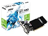MSI社製 NVIDIA GeForce GT720搭載ビデオカード N720-2GD3H/LP