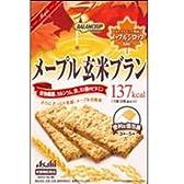 バランスアップ メープル玄米ブラン (3枚×5袋)×5個