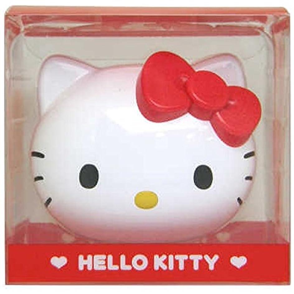 混乱した動揺させる習慣素数 ボディブラシ 「キティ ボディブラシ」 8028852 ホワイト (正規販売店:KS-0100)