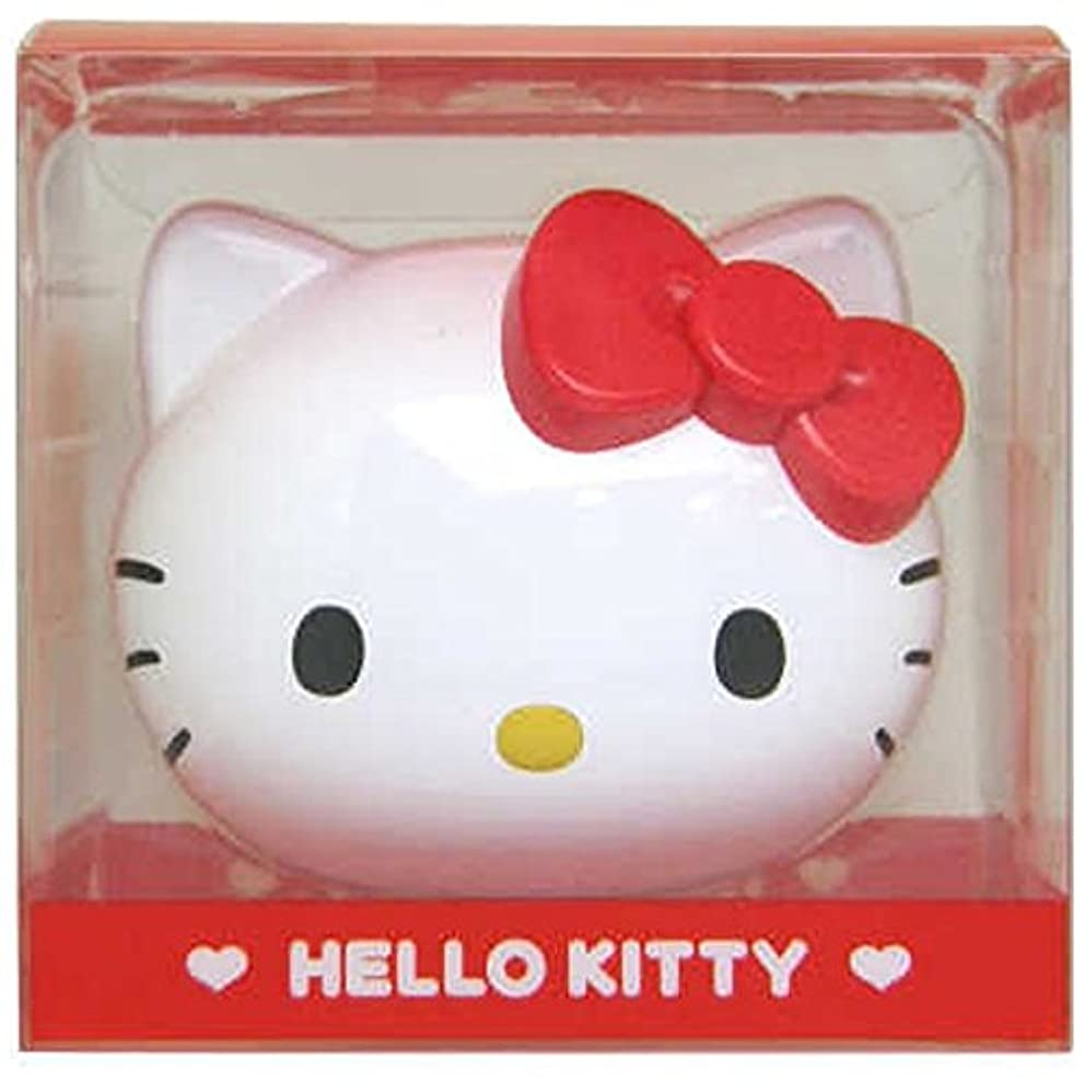 アルファベット公使館アイドル素数 ボディブラシ 「キティ ボディブラシ」 8028852 ホワイト (正規販売店:KS-0100)