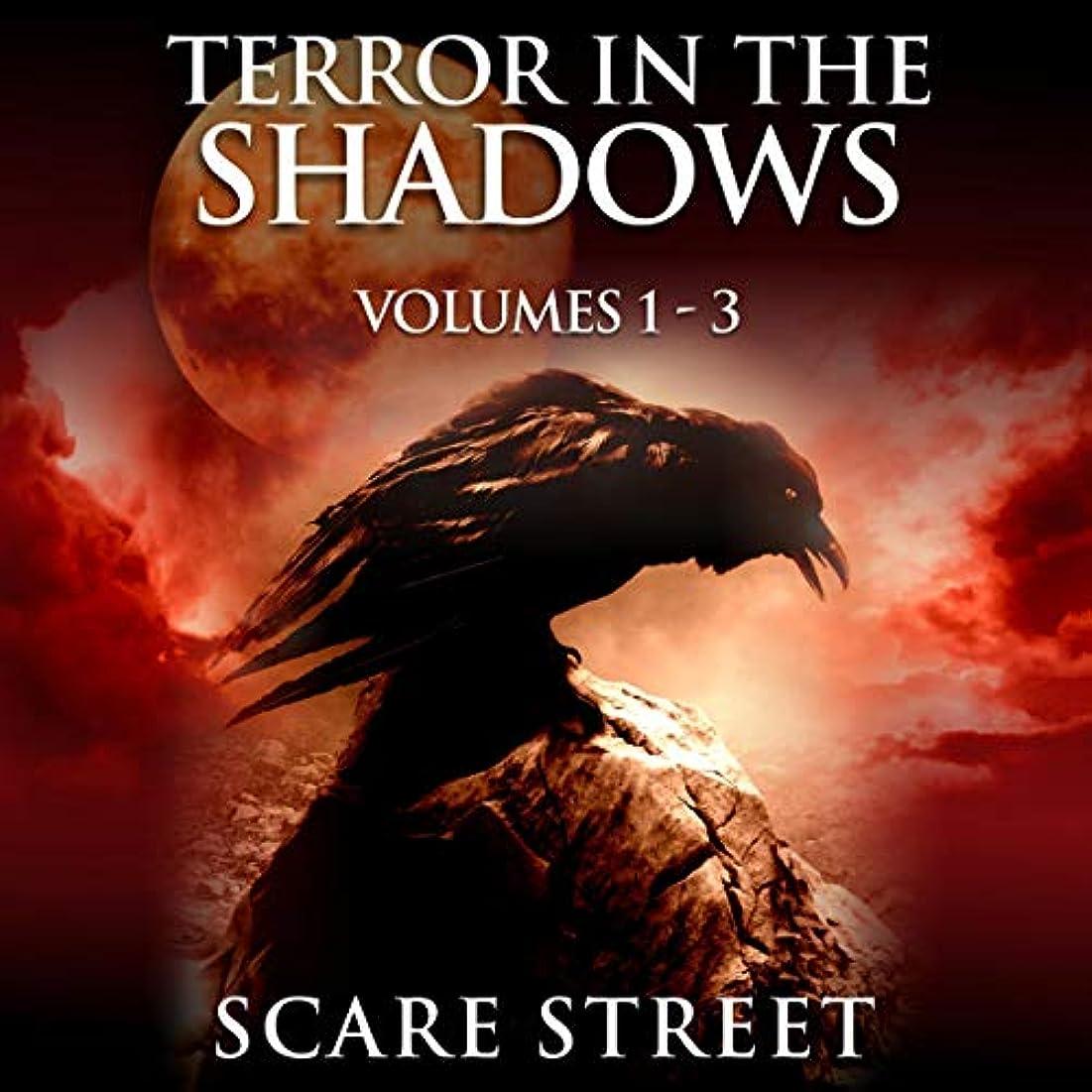 凝視気性ベーリング海峡Terror in the Shadows, Volumes 1 - 3: Scary Ghosts, Paranormal & Supernatural Horror Short Stories Collection