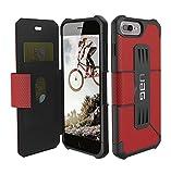 【日本正規代理店品】 URBAN ARMOR GEAR社製iPhone7Plus/6sPlus用 Metropolis Case マグマ UAG-IPH7PLSF-MGM