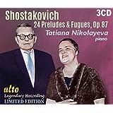 24 Preludes Fugues, Op.