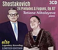 Shostakovich: 24 Preludes & Fu