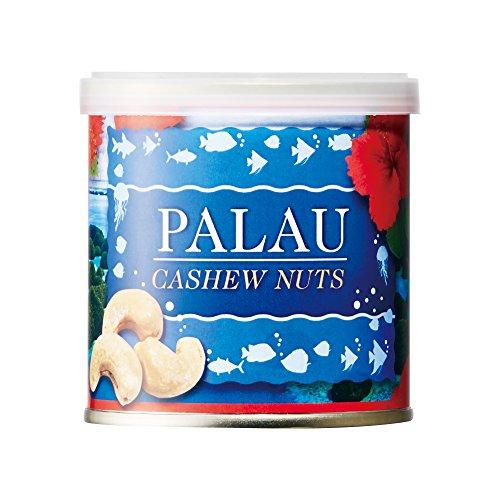 パラオお土産 パラオ塩味カシューナッツ 3缶セット