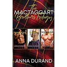 The MacTaggart Brothers Trilogy: Hot Scots, Books 1-3