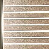 ADION 窓 めかくしシート 窓ガラス 窓用フィルム 装飾 遮光 断熱 紫外線カット ガラスフィルム (60*400)