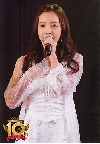 【板野友美】 公式生写真 AKB48劇場10周年 記念祭&記念公演 DVD封入 36