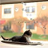 猫 ベッド 窓に簡単設置 キャットベッド ペット用品 猫用品 グッズ 猫用ベッド ハンモック 壁 棚 雑貨 _83147