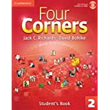 Four Corners Level 2 Student's Book with Self-study CD-ROM (Four Corners Level 2 Full Contact with Self-study CD-ROM)
