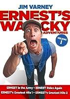 Vol. 1-Ernest's Wacky Adventures [DVD]
