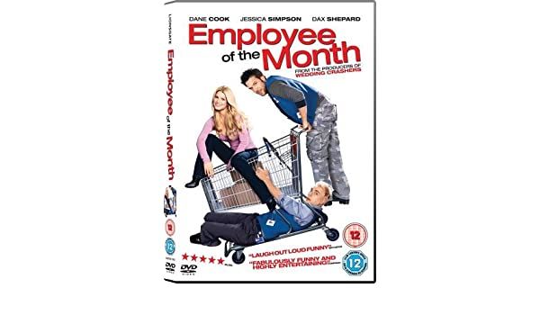 amazon co jp employee of the month dvd ブルーレイ
