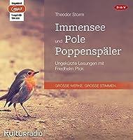 Immensee und Pole Poppenspaeler: Ungekuerzte Lesungen mit Friedhelm Ptok