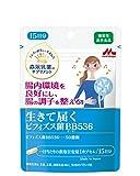 森永乳業 生きて届く ビフィズス菌BB536 15日分 【機能性表示食品】