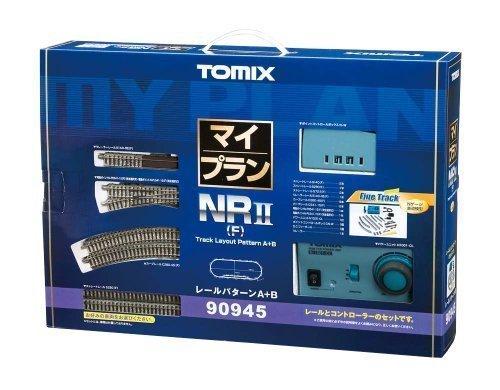 TOMIX Nゲージ90,945マイプランNr II ( F )