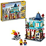 LEGO Creator 31105 Townhouse Toy Store Building Kit (554 Pieces)