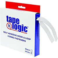 Tape Logic HLT185 Rubber Based Strip Combo Pack 15' Length x 1 Width White [並行輸入品]