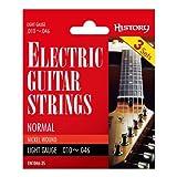 HISTORY EN1046-3S エレキギター弦 3セットパック LIGHT (ヒストリー)