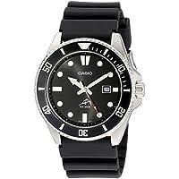 Casio Men's MDV106-1AV 200M Duro Analog Watch Black