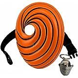 Gmasking NARUTO -ナルト- トビ オビト うちは コスプレマスク 樹脂製+Gmask ヘルメット キーホルダー