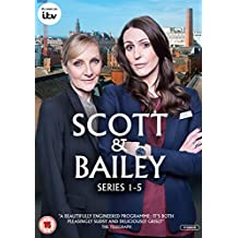 Scott and Bailey - Series 1