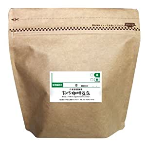 たぐち珈琲豆店 キリマンジャロ キボ AA ファルコン (アロマブレスパック・250g) 中挽き