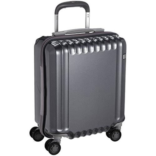 [エース] スーツケース パリセイドZ 機内持込可  22L 39cm 2.5kg 05580 02 ブラックカーボン