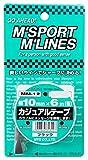 MYS カジュアルテープ ブラック(10mm×6m) MM-12