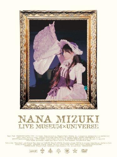 NANA MIZUKI LIVE MUSEUM×UNIVERSE [DVD] / 水樹奈々