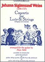 Concerto for Lute & Strings for Guitar & Keyboard