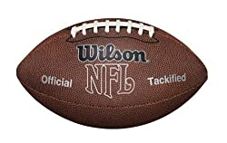 Wilson ウィルソン NFL MVP フットボール (オフィシャルサイズ) 並行輸入品