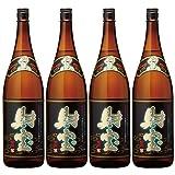 財宝 焼酎 黒麹 芋焼酎 25度 一升瓶 1800ml×4本