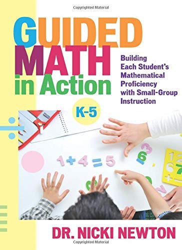 Download Guided Math in Action: Building Each Student's Mathematical Proficiency with Small-Group Instruction 1596672358
