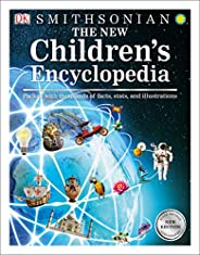 The New Children's Encyclopedia: Packed with Thousands of Facts, Stats, and Illustrat